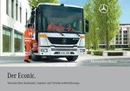 Der Econic. - Mercedes-Benz