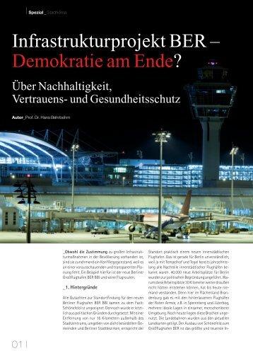 Analyse: Demokratie in Gefahr - FBI-Berlin.org