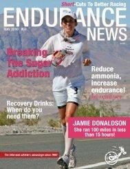 Endurance News - Issue 69 - Hammer Nutrition