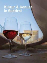 Kultur & Genuss in Südtirol - wia