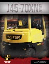 Brochure - Hyster Company