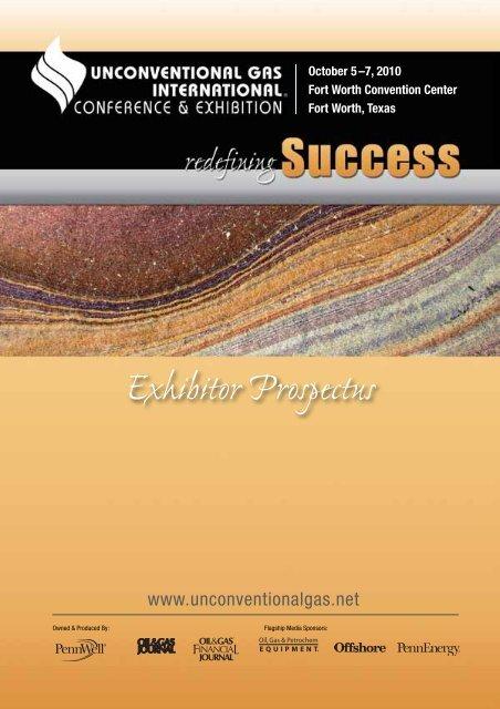 Exhibitor Prospectus - Unconventional Gas International