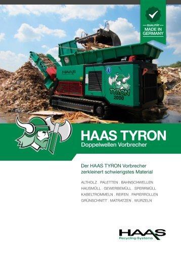 Prospekt Download - HAAS Holzzerkleinerungs
