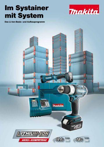 Im Systainer mit System - Werkzeug Schmidt GmbH