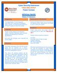 Cyber Security Awareness - Delaware's Department of Technology ... - Page 2