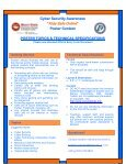 Cyber Security Awareness - Delaware's Department of Technology ... - Page 3