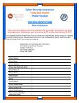 Cyber Security Awareness - Delaware's Department of Technology ... - Page 4