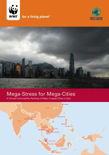 Mega-Stress for Mega-Cities - WWF