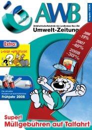 AWB-Zeitung 1/2008