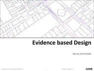 Evidence Based Design - InfAR - Bauhaus-Universität Weimar