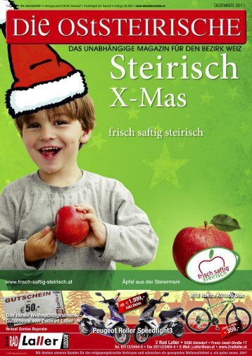 Dezember 2011 - Meine Steirische