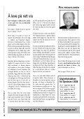 Syndrom nr 1 - 2008.indd - Arbeidsmiljøskaddes landsforening - Page 4