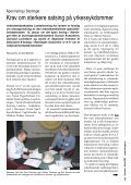 Syndrom nr 1 - 2008.indd - Arbeidsmiljøskaddes landsforening - Page 7