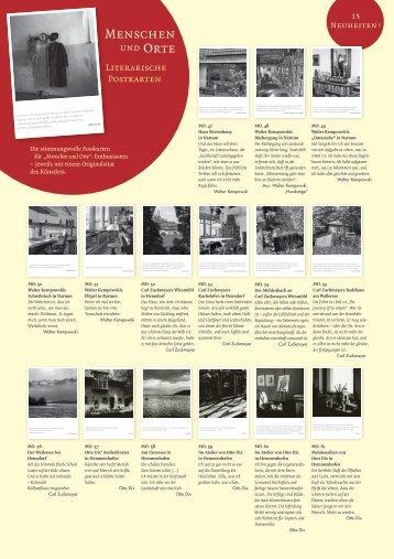 Literarisches Postkartenprogramm (ca. 4MB)