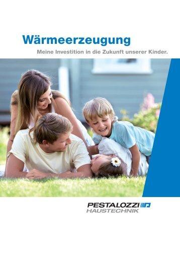 Wärmeerzeugung - Pestalozzi Haustechnik