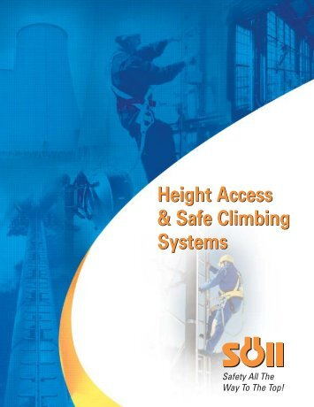 Soll Safe Climbing Brochure - Miller Fall Protection