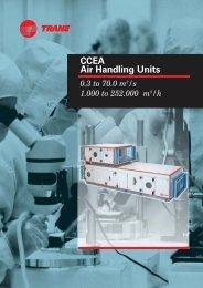 CCEA Air Handling Units