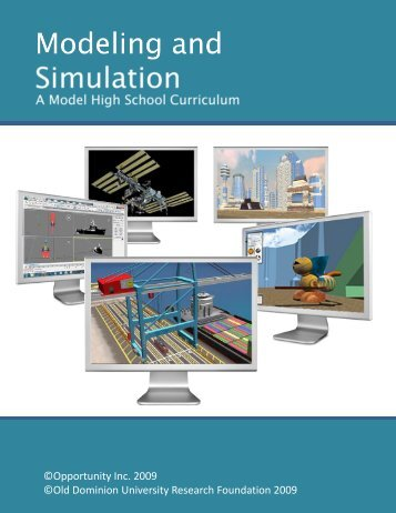 Modeling and Simulation - the Virginia Modeling, Analysis and ...