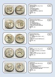 Q Antonius Balbus AR-Denarius serratus, 3.63 g., 18 mm. Rome, 83 ...
