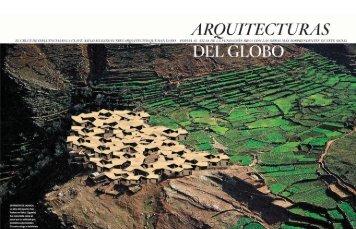 Arquitecturas del globo - Arquitectura Viva