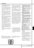 HS 250 Home Cinema System - Harman Kardon - Page 3
