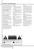 HS 250 Home Cinema System - Harman Kardon - Page 4