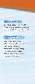 Diabetes Refresher Class Brochure - Floyd Memorial Hospital - Page 5