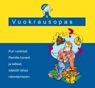Vuokrausopas - Rakentaja.fi