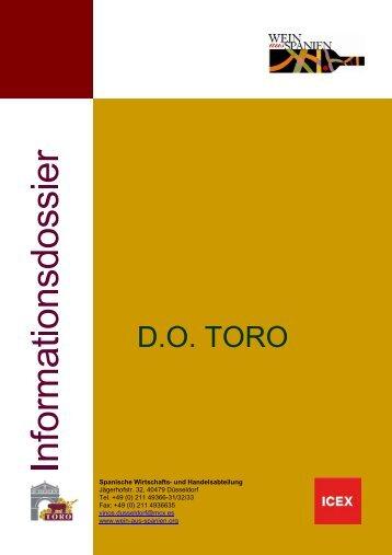 D.O. TORO - Wein aus Spanien