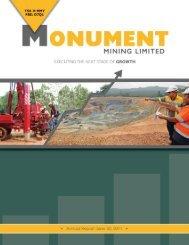 PDF - Monument Mining Limited