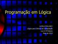 Programação em Lógica
