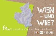 Ich stelle ein über Saar und Rhein ! - EURES-T Oberrhein