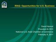 National U.S.-Arab Chamber of Commerce (NUSACC)