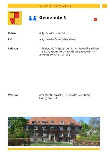 Gemeinde 3