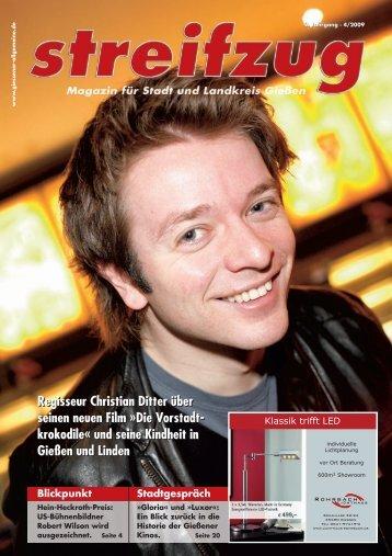 Regisseur <b>Christian Ditter</b> über seinen neuen Film »Die Vorstadt . - regisseur-christian-ditter-uber-seinen-neuen-film-die-vorstadt-