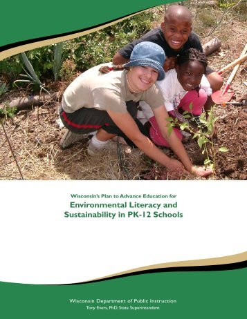 Wisconsin's Plan to Advance Education for Environmental Literacy