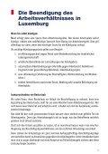 Arbeitslos in Luxemburg – Was nun? Die Besteuerung der ... - OGBL - Seite 3