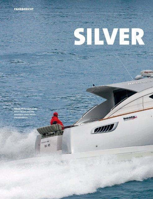 Fahrbericht - Brioni Yachts