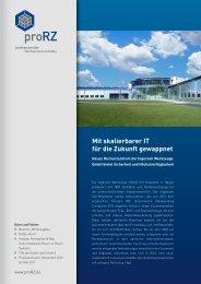 Objektbericht Firma Ingersoll in Haiger - proRZ