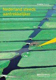 Barometer Nederlands vestigingsklimaat 2012 - Ernst & Young