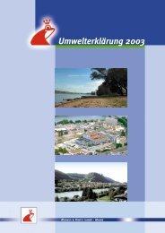 Input - Werner & Mertz Gmbh