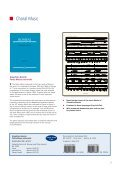 Bärenreiter The Programme New Publications Sheet Music 1/2010 - Page 3