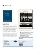 Bärenreiter The Programme New Publications Sheet Music 1/2010 - Page 5