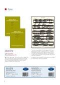 Bärenreiter The Programme New Publications Sheet Music 1/2010 - Page 6