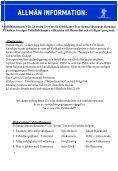 Program Säsongsavslutning ver-3.pub - Friluftsfrämjandet - Page 2
