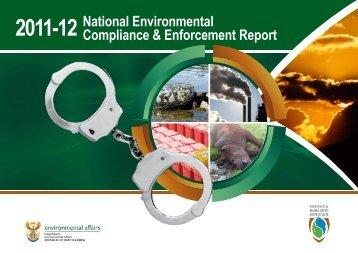 National Environmental Compliance & Enforcement Report 2011-12