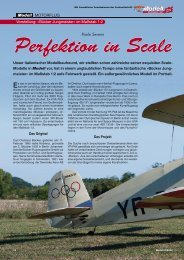 Pilots Report - Home page di Paolo Severin