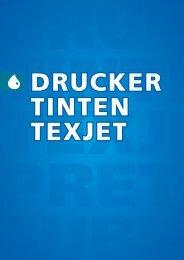 Drucker, Tinten, TexJet Transferkatalog 12