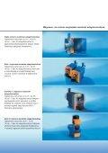Alacsony nyomású adagolószivattyúk 1000 l/h-ig - ProMinent - Page 2