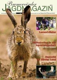 können Sie das Bremervörder Jagdmagazin der Bremervörder